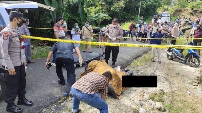 Setelah Bunuh Pria, Pak Kadus Datangi Kantor Polisi dan Serahkan Sebilah Parang