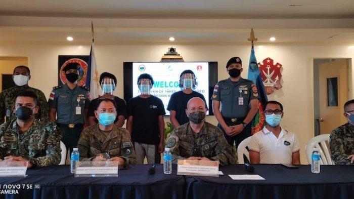 TNI Bantu Selamatkan dan Pulangkan 4 WNI Korban Penculikan Abu Sayyaf