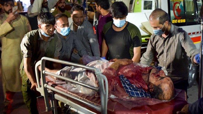 Rudal Amerika Serikat Berhasil Cegat Serangan Lima Roket ke Bandara Kabul Afghanistan