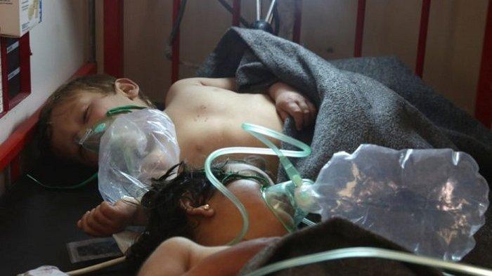 Korban Senjata Kimia Minta Jerman Adili Pemerintah Suriah, Ribuan Orang Telah Kehilangan Nyawa