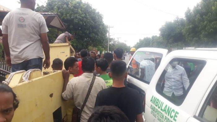 5 Hari Dirawat, Tukang Bangunan Tersengat Arus Listrik di Sigli Meninggal di RSUZA Banda Aceh