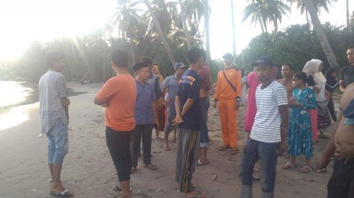 Warga Aceh Singkil Terseret Arus di Samadua Aceh Selatan