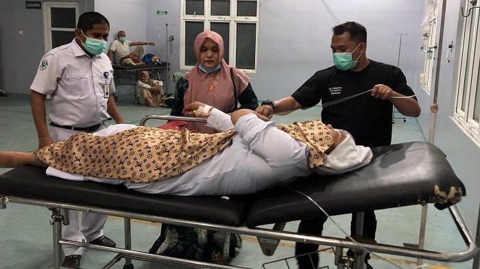 Muntah-muntah Setelah Divaksin, Enam Tenaga Kesehatan di Aceh Utara Hingga Kini Masih Dirawat