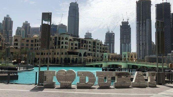Dubai Tangkap 11 Wanita Ukraina dan Seorang Pria Rusia, Pemotretan Telanjang di Balkon Gedung Tinggi