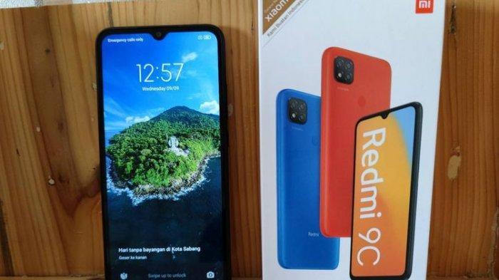 Xiaomi Redmi 9C Resmi Meluncur, Baterai 5.000 mAh dan Harga Rp 1 Jutaan
