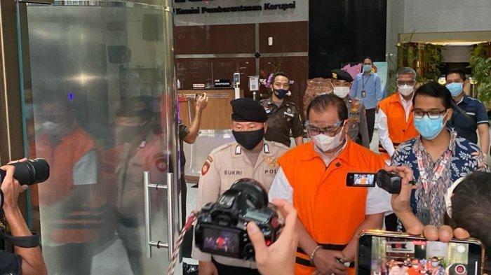 KPK Tahan Bupati Bintan Apri Sujadi, Jadi Tersangka Korupsi Cukai Rokok dan Minol