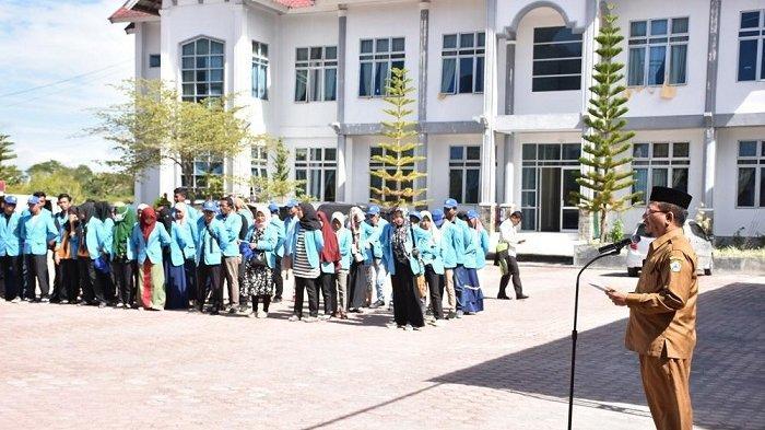 KPM Unsam Tuntas, Pemkab Bener Meriah Kembalikan 802 Mahasiswa