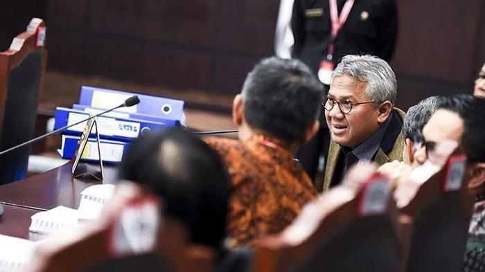 MK Tolak Gugatan Prabowo-Sandiaga, KPU Langsung Rapat Pleno Tentukan Hari Penetapan Jokowi-Ma'ruf