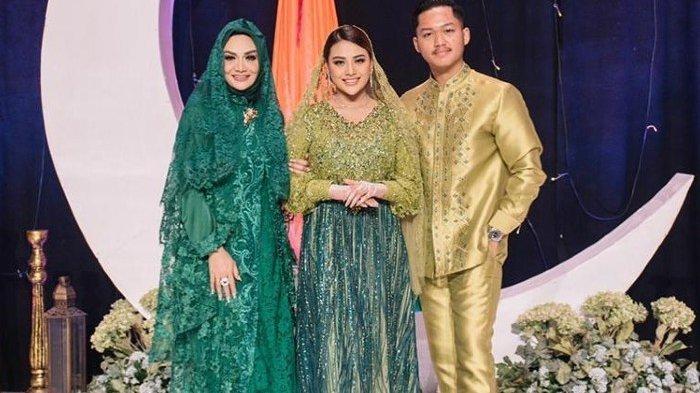 Aurel Menikah, Krisdayanti Bersedia Duduk di Samping Anang Hermansyah, Momen Langka dan Bikin Haru