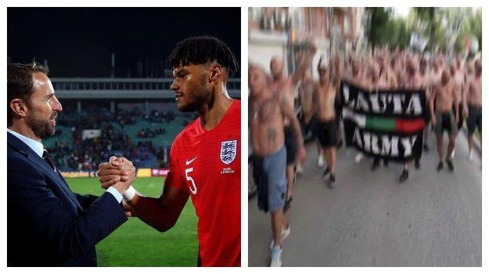 Pertandingan Kualifikasi Euro 2020 Bulgaria vs Inggris Ricuh, Ini Kronologinya: Rasisme Fans Kandang
