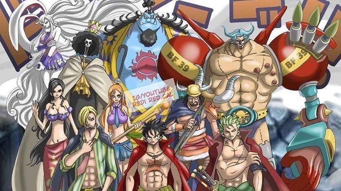 Spoiler One Piece 1025: Pertarungan 3 Vs 1, Momonosuke & Kaido Akhirnya Berhadapan Dalam Bentuk Naga