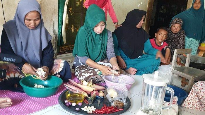 Keripik dan Cemilan Sehat dari Jantung Pisang, Kuliner Inovasi Baru dari Meukek - kruppis.jpg