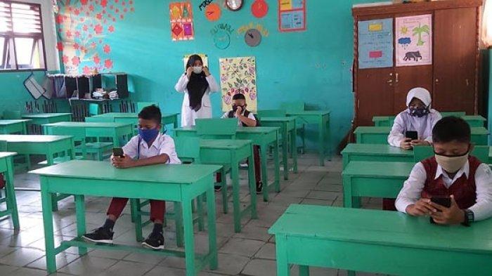 Enam Anak Pidie Tingkat SD Ikut KSN Secara Daring, Ada Anak Asal Mane dan Geumpang