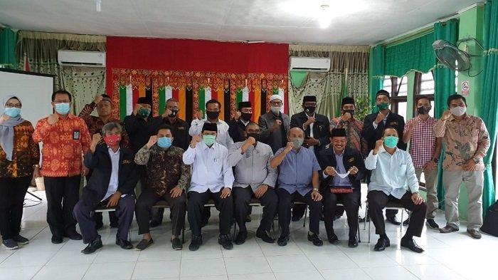 Berkunjung ke Singkil, Kepala PKUB: Isu Gesekan Antarumat Beragama Muncul Berlebihan di Medsos
