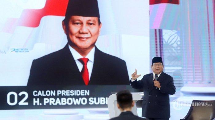 Orasi di Peringatan Hari Buruh, Prabowo: Oknum yang Kaya karena Mencuri dari Rakyat Itu Pengkhianat