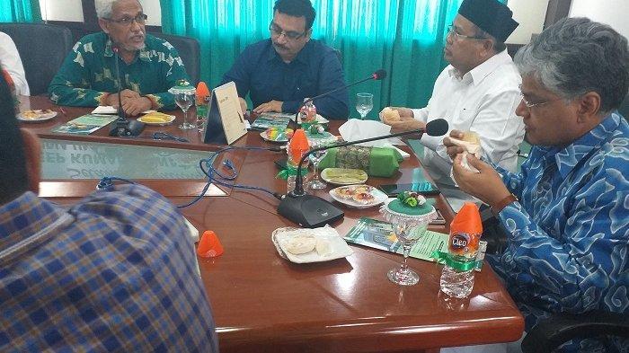 India Komit Kerjasama dengan Umuslim, Tawarkan Pendidikan dan Pelatihan Gratis