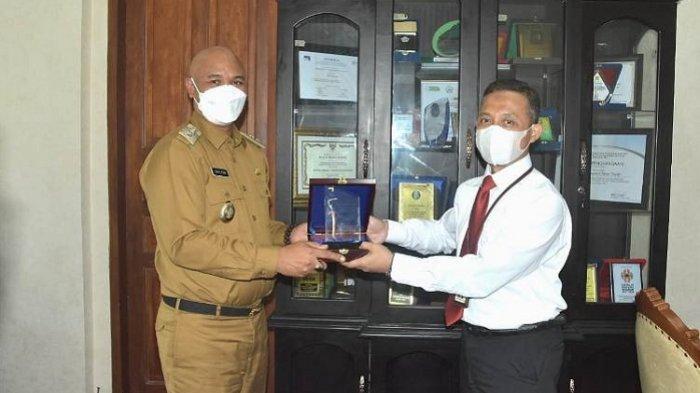 Plt Bupati Bener Meriah Terima Kunjungan Kerja Kepala KKP Pratama Bireuen