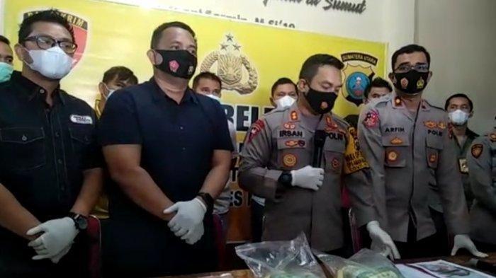 Kronologi Kurir Narkoba Asal Aceh Tewas Ditembak di Medan ...