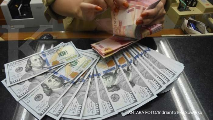 Nilai Tukar Rupiah Kembali Melemah ke Level Rp 14.145 per Dollar Amerika Serikat