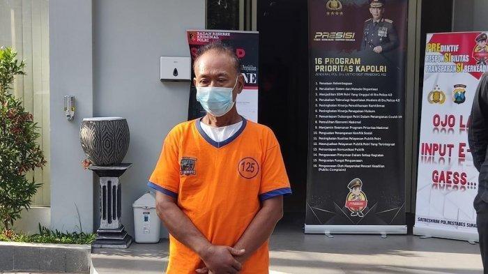 Kakek 30 Kali Rudapaksa Gadis Muda di Kamar Mandi Futsal, Pelaku: Saya Ancam Santet Kelamin