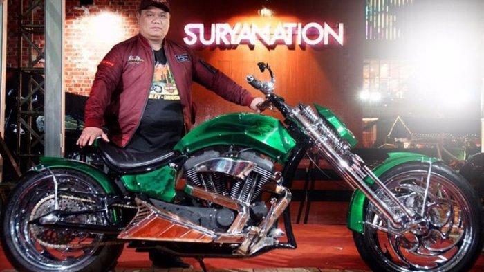 Wah! Begini Tampilan Harley Davidson yang Sabet Gelar Best of The Best