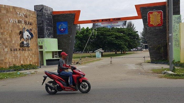 Lokasi Wisata di Pidie Jaya Masih Amburadul, Warga Minta Lestarikan Segala Objek