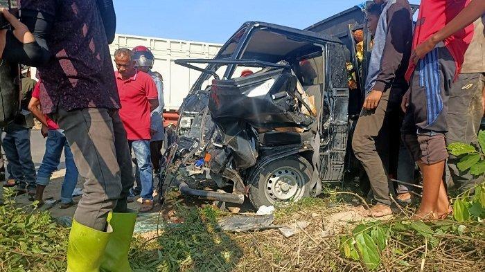 Ditabrak saat Berada di Belakang Mobilnya, Sopir L300 di Aceh Timur Meninggal Dunia