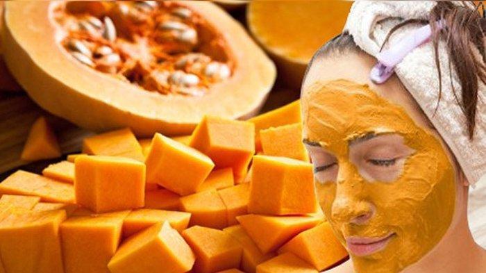 Kaya Antioksidan, Intip Manfaat dan Cara Membuat Masker Labu untuk Kecantikan Kulit Wajah