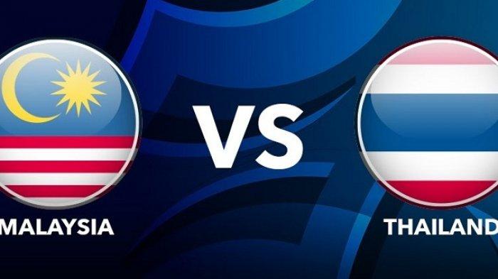 LIVE STREAMING LAGA FINAL PIALA AFF - Thailand vs Malaysia, Nonton di Sini