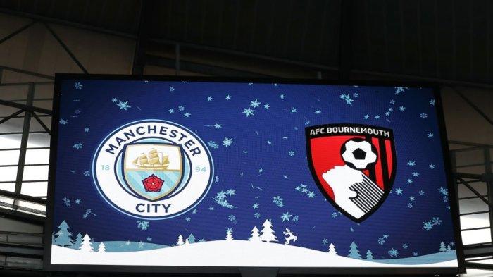 LIVE STREAMING - Manchester City vs Bournemounth, Pukul 22.00 WIB, Nonton di SINI