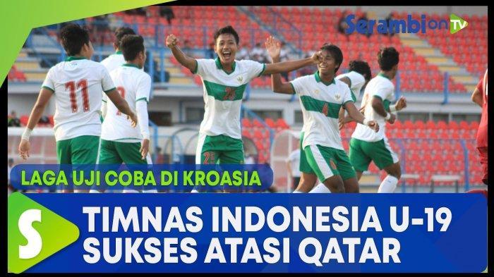 Kalahkan Tim Eropa, Shin Tae-yong Akui Terkejut pada Kemampuan Timnas U-19 Indonesia