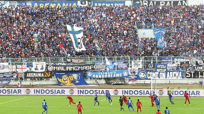 Hasil Laga Uji Coba Timnas U-22 Indonesia Vs Arema FC, Imbang 1-1 Berkat Dua Gol Pemain Singo Edan
