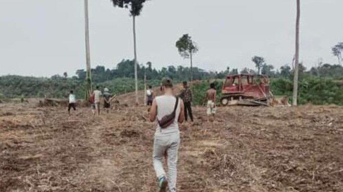 Kisruh Tapal Batas Aceh dan Sumut di Tenggulun Aceh Tamiang, Kapolres: Tetap Merujuk Permendagri