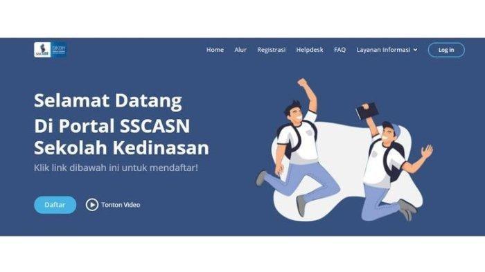 Pendaftaran CPNS 2021 Sekolah Kedinasan Dibuka Besok, Daftar Hanya di sscasn.bkn.go.id
