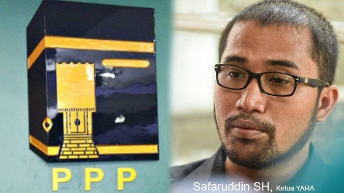 Disomasi oleh Yayasan Advokasi Rakyat Aceh, Ini Arti Lambang PPP yang Bergambar Kakbah