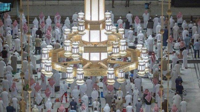 Masjidil Haram Diterangi 120.000 Lampu, Memudahkan Jamaah Laksanakan Ibadah