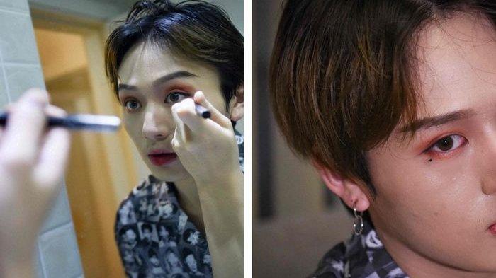 Jadi Beauty Vlogger, Para Pria di Cina Rela Habiskan Puluhan Juta Rupiah Demi Beli Kosmetik