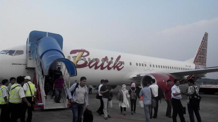 Batik Air akan Hadirkan Fasilitas Terbaru Hiburan Penerbangan