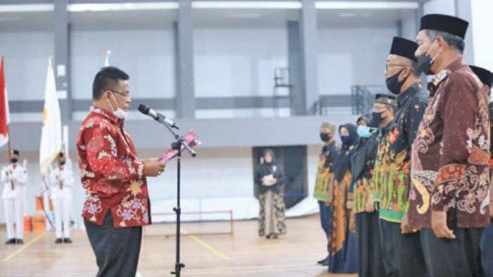 Aminullah Lantik Pengurus Baveti Aceh Barat dan Nagan Raya