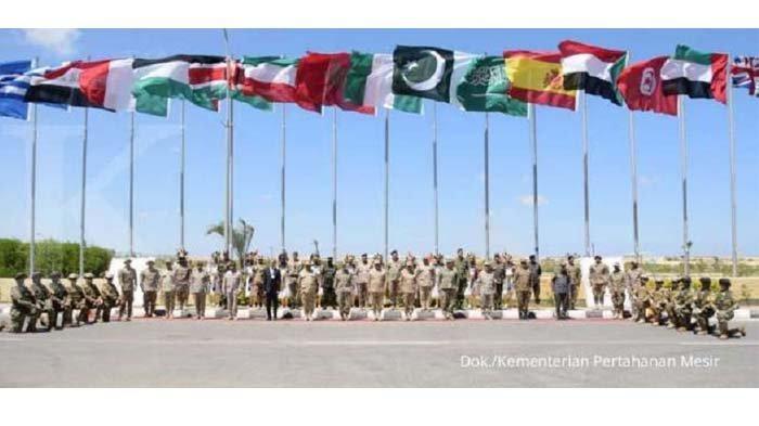 Latihan Militer Operation Bright Star Resmi Dimulai, Ini 21 Negara yang Mengikutinya