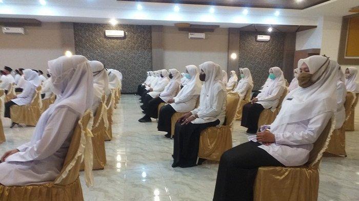 76 CPNS Bireuen Ikut Latsar, Muzakkar: Bireuen Butuh PNS Profesional dan Bertanggung Jawab