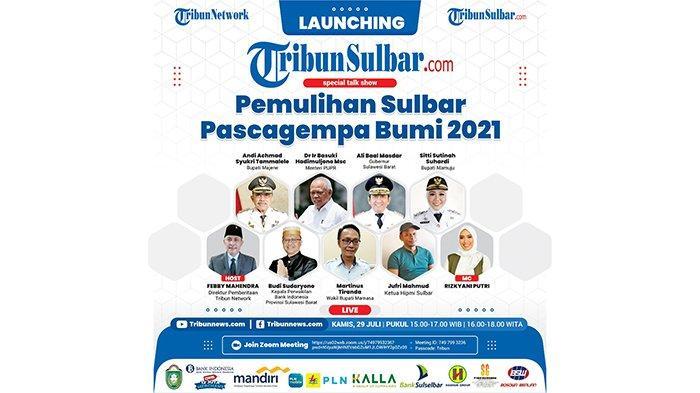 Tribun-Sulbar.com; Portal Local Breakingnews ke-53 Tribun Network Launching Hari Ini