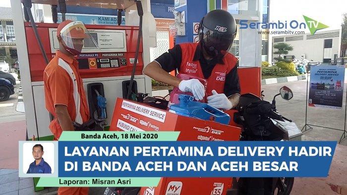 Pertamina Hadirkan Pertashop di Aceh