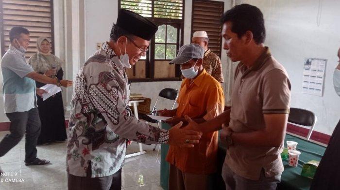 Dongkrak Perekonomian Warga, Lazismu Aceh Salurkan Zakat Produktif Untuk Fakir Miskin di Meulaboh