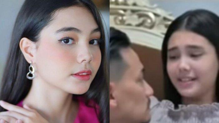 Dikritik Pedas Netizen karena Perannya Sebagai Istri Ketiga, Lea Ciarachel Nangis Sampai Gemetaran