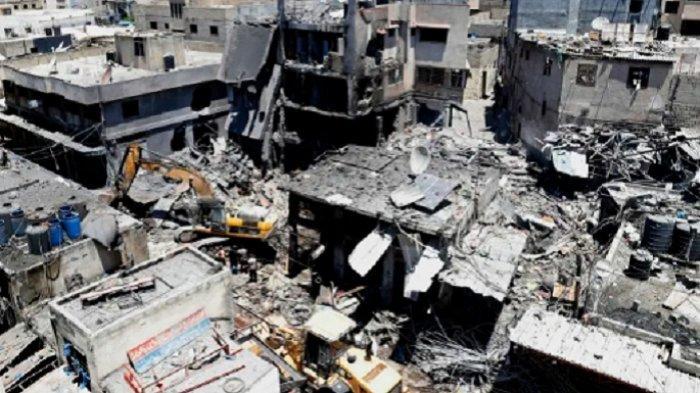 Timur Tengah Berantakan, PBB Mulai Abaikan, Bagian Dunia Lainnya Terus Bergerak Maju