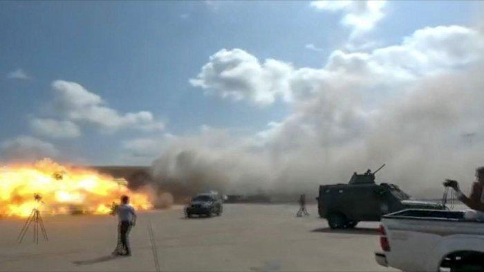 Tim Investigasi PBB, Milisi Houthi Terbukti Serang Bandara Aden, Tewaskan 22 Orang