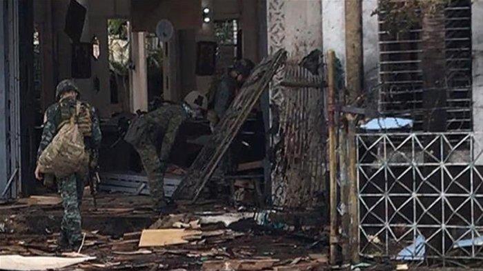 Filipina Sebut Pelaku Bom Bunuh Diri di Sulu Pasangan Asal Indonesia, Begini Tanggapan Wiranto
