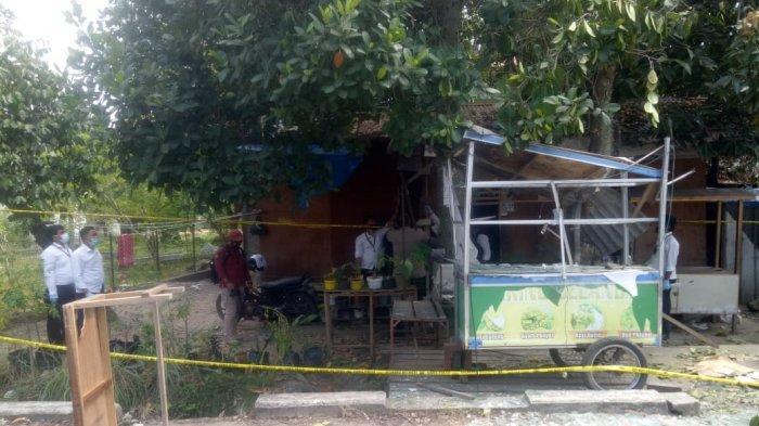 Ledakan Guncang Banda Aceh