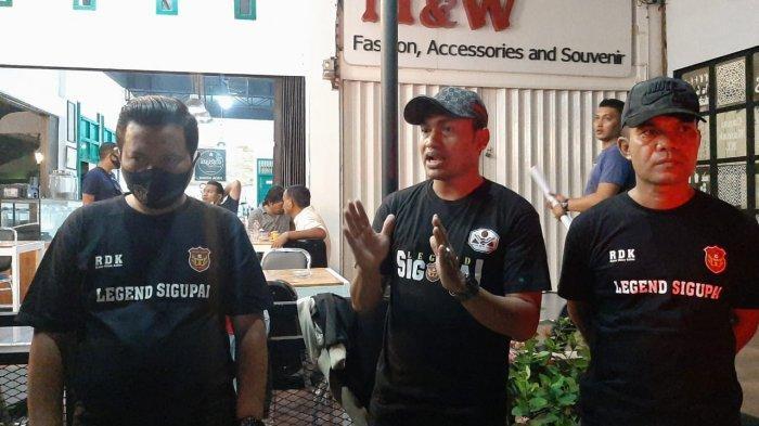 Tour ke Sumatera Utara, Legend Sigupai FC Ditantang Tiga Klub